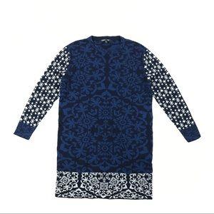🌵 Gypsy 05 Global Village Shift Sweater Dress